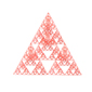 Sierpinski Triangle-Cooperative Learning