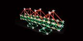 Geometric Bridge Structure