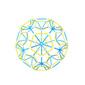 Regular Icosahedron & Geodesic Dome