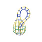 Klein Bottle-Four Dimensional Space Curve